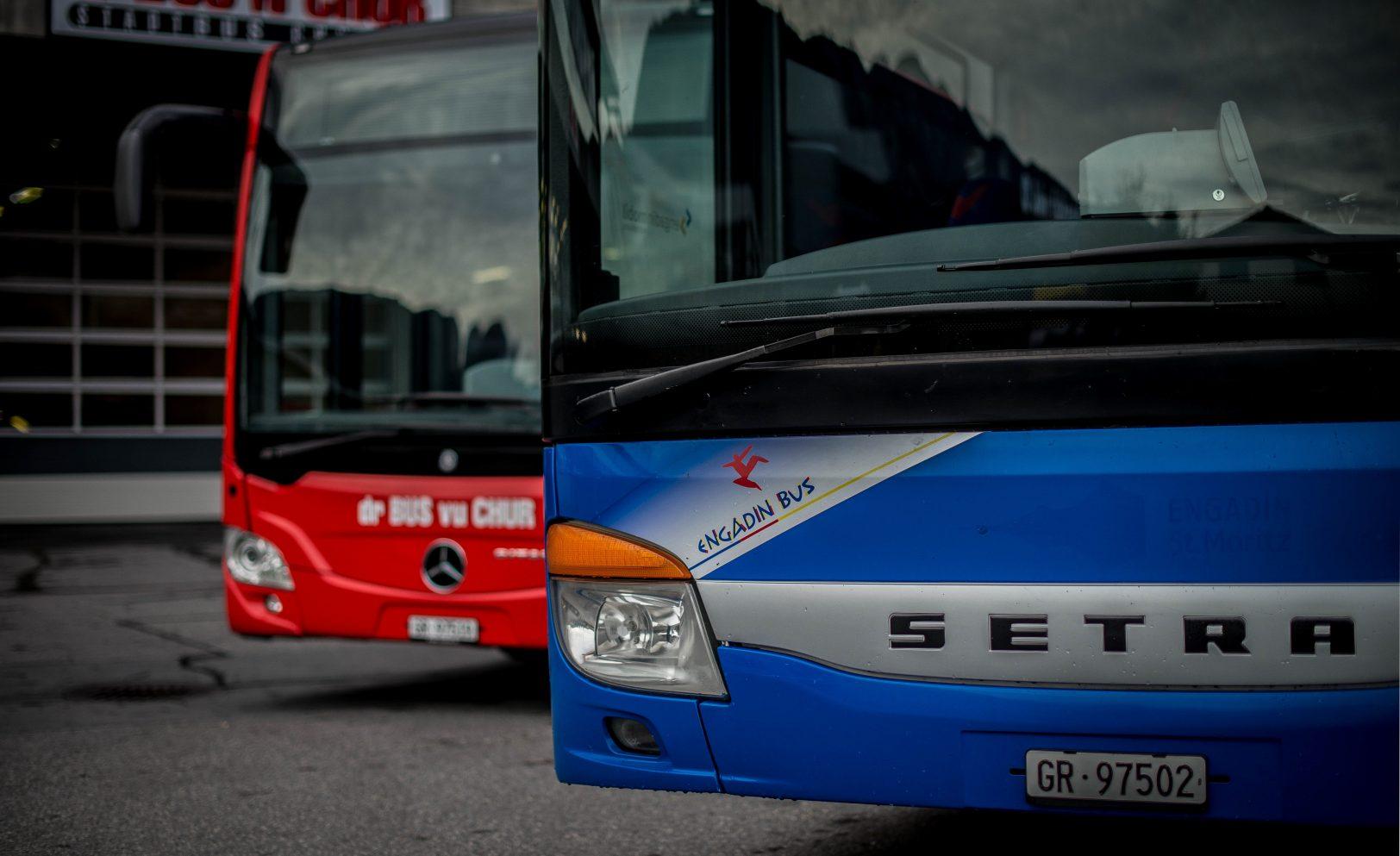 Stadtbus Chur AG