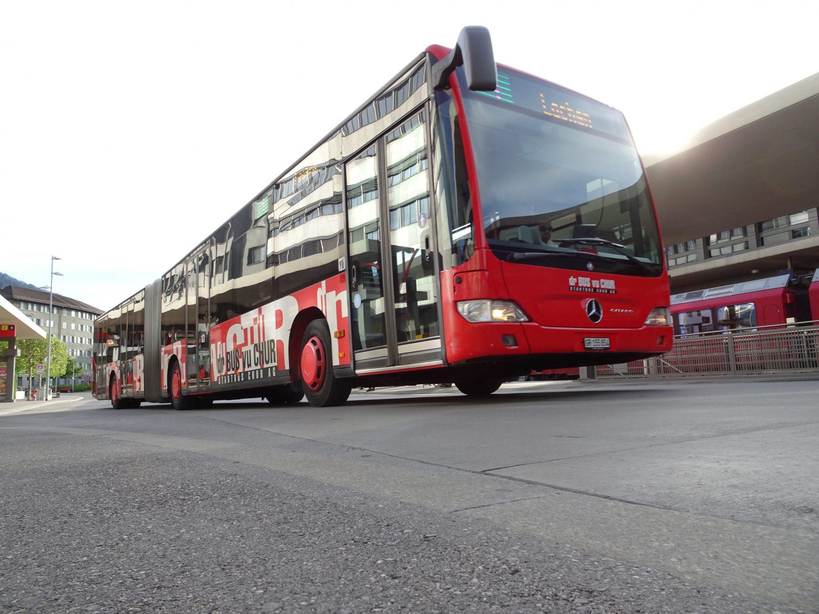 Chur Bus - Gelenkbus