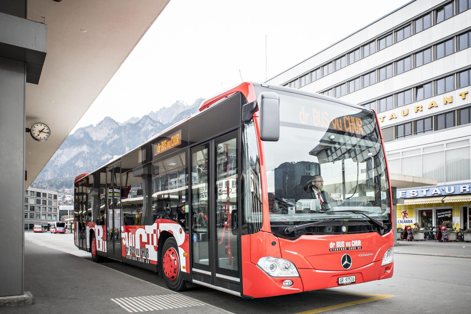 Chur Bus - Solobus